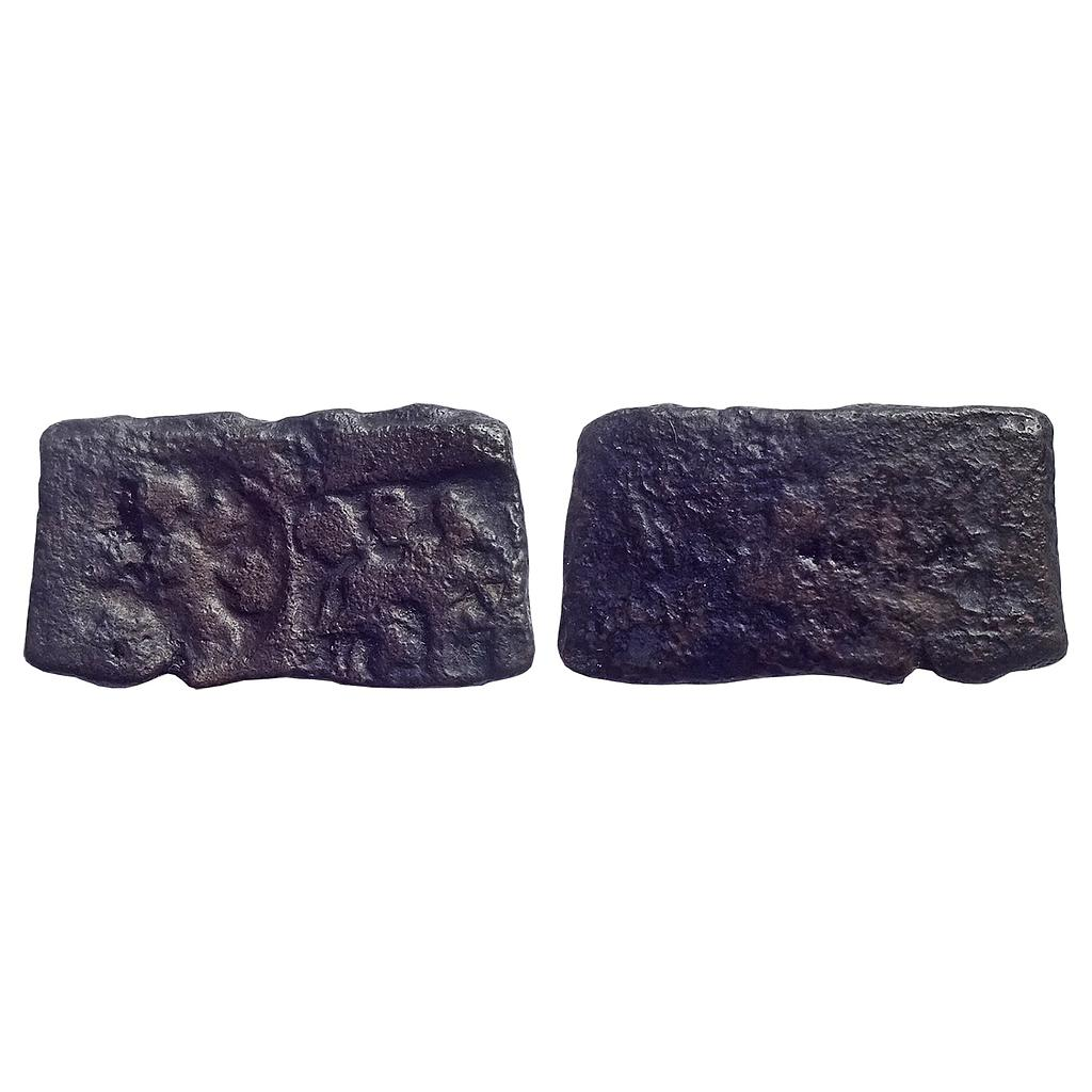 Ancient, Post Mauryan, Punch Marked, Local Series, Copper Karshapana
