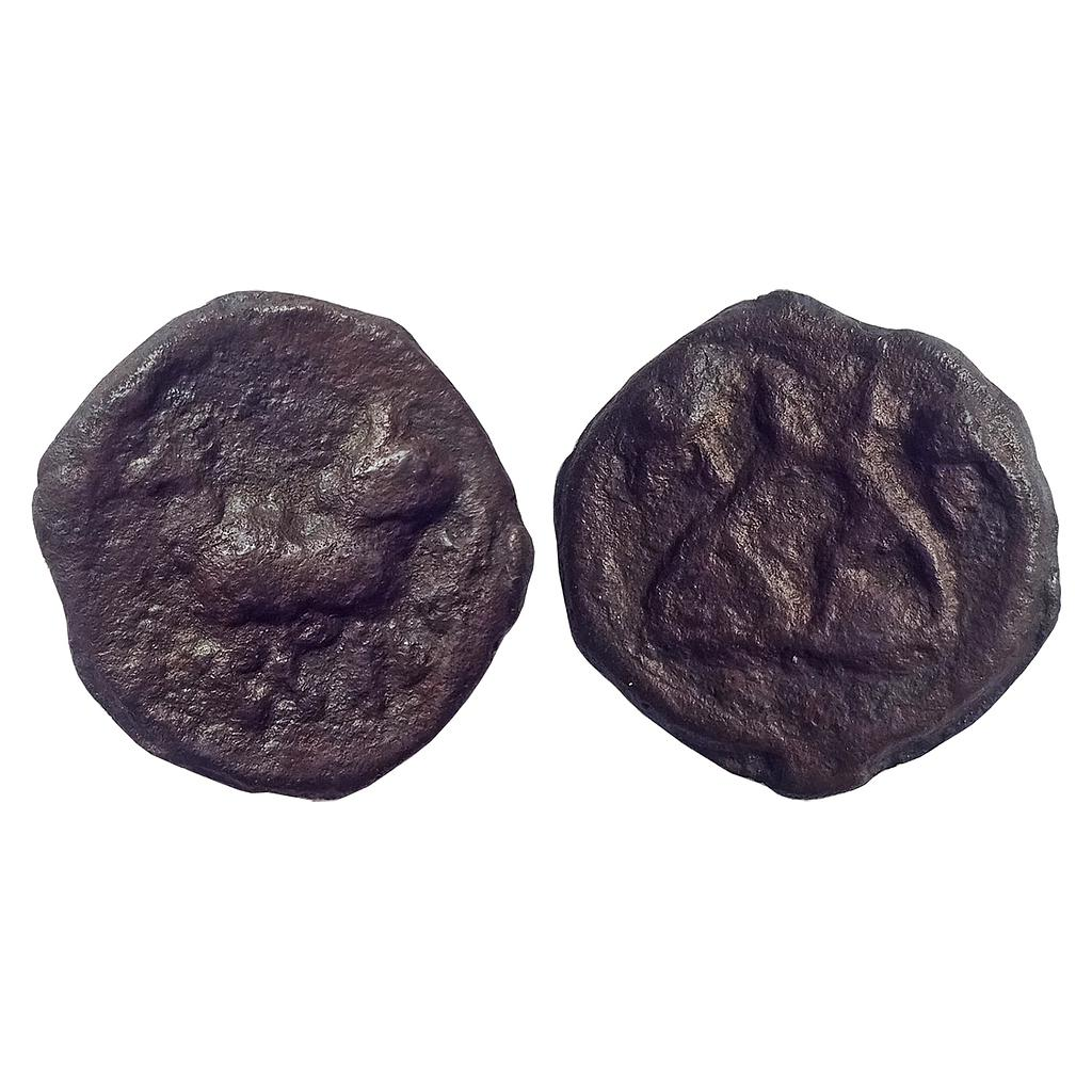 Ancient, Post-Mauryan, Punjab Region, Cast Copper