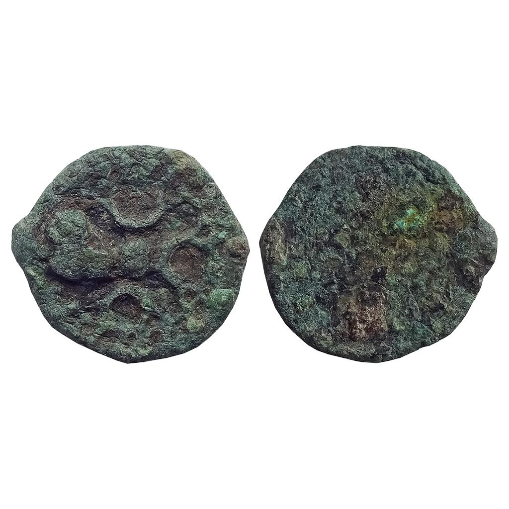 Ancient, Post-Mauryan, Panchala Region, Cast Copper