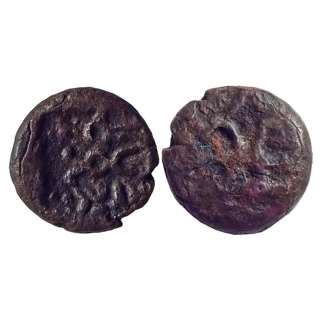 Ancient, Panchalas, Indramitra, Secondary Series, Copper Unit