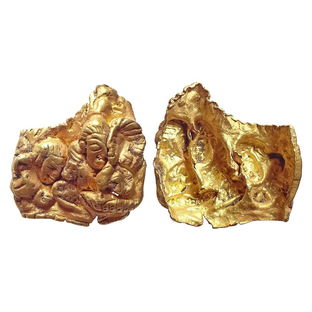 Ancient Gold Ornament from Gupta period